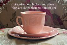 Mother's Day Tea / Some ideas for a special mothers day afternoon tea.