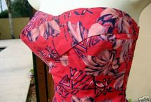 Hawaiian dress inspirations