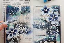 Mixed Media Art &Journaling
