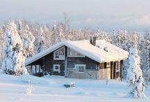 Rukakorpi Holiday Villas / Rukakorpi Holiday Villas at Ruka, Kuusamo, Northern Finland