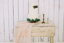 :: Wedding Cake Tables ::
