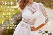 Vogue Magazine - Covers