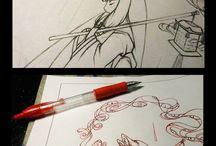 GraphicArt - Illustrations - Pencil