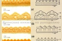Crochet lace Patterns