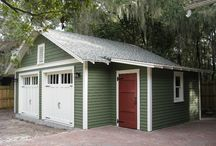 Detached Garages / by Historic Shed