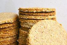 Gluten free oat cakes recipe