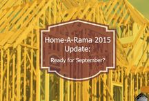 Home-A-Rama / The Builders Association of Greater Indianapolis' home showcase event
