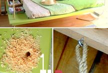 Love DIY / Always as it never was...shabby chic DIY furniture and home decor.