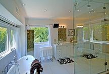 + Celebrity bathrooms, czyli inspirujące łazienki gwiazd + / Jak to szło: Mierz wysoko,a będziesz wśród gwiazd? ;) Łazienki celebrytów mogą Cię rozbawić ekstrawagancją, ale wiele z nich po prostu inspiruje ciekawymi rozwiązaniami i dodatkami. Widać, ze należą do gwiazd Hollywoodu?