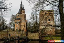 Kastelen/Burchten , Forten & Bunkers en Paleizen / een verzameling van de Kastelen/Burchten ,Forten/Bunkers & Paleizen op Onzesteden.nl