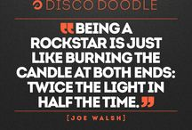 #discodoodle / zitate aus popkultur und musikgeschichte