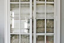 Storage for Linen