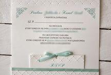 Wedding invitations by Artirea