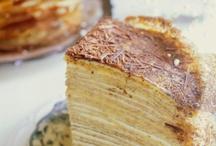 Dessert recipes / by Ali Carter