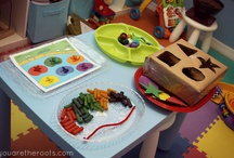 P is for Pre-school