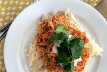 Slow cooker / Chicken tandoori