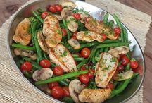 clean food recipes