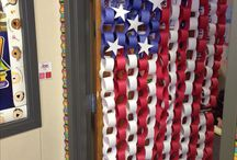 USA Themed Decorations