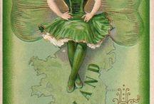 Irish St Patricks Days