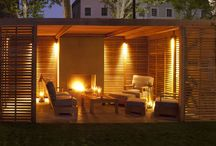 Gardens - Seating Areas & Canapees
