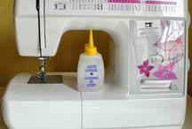 limpieza y mantenimiento de la maquina de coser