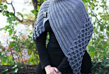 Fall Inspirations / Highlighting some of our favorite projects this Fall .  / by Bonita Patterns & Yarns