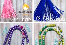 Mala Bead Necklace