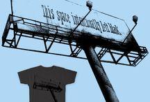 Tee-Shirt Designs / T-shirt designs based on artwork by Randy Hryhorczuk.