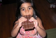 Life is Short. Laugh. Eat Chocolate. / Stories to make you laugh. Giggle. At least break out in a smile. :)