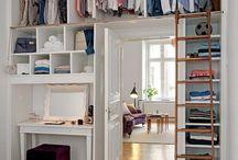Ruang lemari furniture