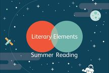 Literary Elements-Summer 2014 / by Norton Library