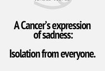 hi, I'm a cancer