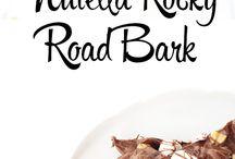 Nutellalı fındıklı bar