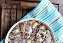 Puddings & Related Ventures / Pudding, Bread Pudding, Sweet Casseroles, etc. / by Jennifer Cassell