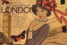Londres-Roma etc