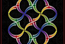 Quilt - rings plus  / by Glass Quilt