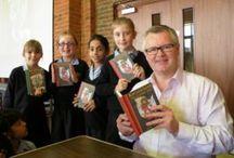 Bancroft's Prep School Author Visit Jack Trelawny