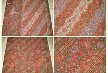 Indonesian Batik  / by Wulan Busono