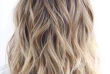 Blonde kleur