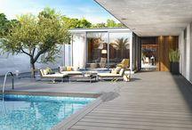 Basen domowy / Najpiękniejszy basen w Twoim domu - pomysły i propozycje