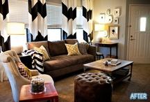Living room / by Nicole Garvey