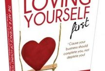 """""""The Art & Science of Loving Yourself First: 'cause business should complete you not deplete you! / The BOOK on putting YOU first, from Splendor Publishing.  """"The Art & Science of Loving Yourself First: 'cause business should complete you not deplete you! ♥ ♥ ♥ ♥ ♥ ♥ ♥ ♥ ♥ ♥ ♥  MEET the CO_AUTHORS: Sherry Burton Ways, Sandy Conway, Rick Cooper, Margo DeGange, Laura DeTomaso Smith, Steve Gutzler, Amanda Sue Howell, Marybeth Hrim, Blaze Lazarony, Nancy Meadows, Kat Mikic, Danielle Mohr, Jane North Lyon, Lisa Rehurek  ♥ ♥ ♥ ♥ ♥ ♥ ♥ ♥ ♥   Don't Pulverize Yourself to Powder in the Name of Success!"""