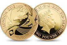 Goldmünzen (UK) Royal Mint