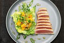 Recept - Fisk o skaldjur
