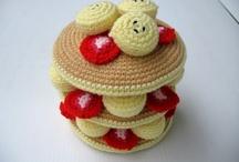 crochet flap jacks
