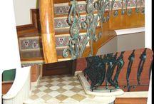 duvar_ merdiven mozaik