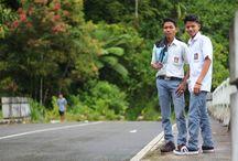modeling indonesia