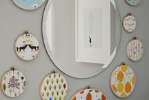 Wall display / by Eline Bitencourt