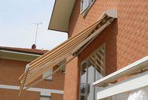 Tettuccio in alluminio per tende da sole Torino www.mftendedasoletorino.it