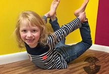 Bee Yoga Fusion- Yoga for Kids / Yoga for kids, children and tweens.